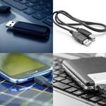 4 Bilder 1 Wort 3 Buchstaben USB