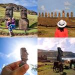 4 Bilder 1 Wort 4 Buchstaben MOAI