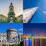 4 Bilder 1 Wort 6 Buchstaben DUBLIN